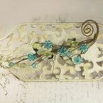 Prima - Cinderella Collection - Vine Border - Cypress