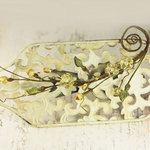 Prima - Cinderella Collection - Vine Border - Crown