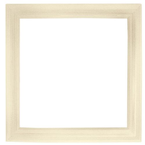 Prima - 12 x 12 Wood Frame - Antique White