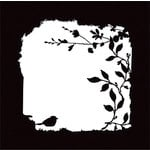 Prima - Stencils Mask Set - 8 x 8 - Branch
