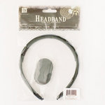 Prima - Headbands - Black