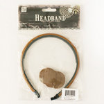 Prima - Headbands - Brown