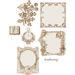 Prima - Londonerry Collection - Reflections - Antique Transparent Mirrors