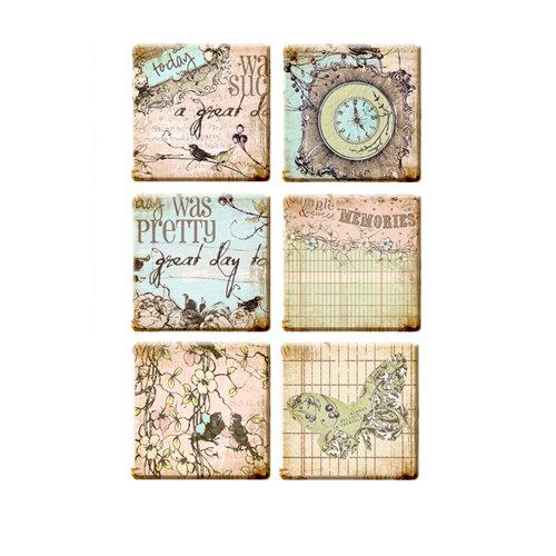 Prima - Pixie Glen Collection - Art Tiles