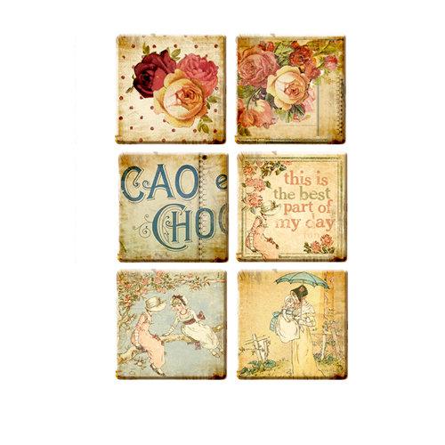 Prima - Romantique Collection - Art Tiles