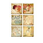 Prima - Romantique Collection - Art Tiles