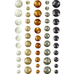 Prima - Say It In Crystals Collection - Self Adhesive Jewel Art - Bling - Crystals - Mix 10