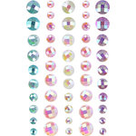 Prima - Say It In Crystals Collection - Self Adhesive Jewel Art - Bling - Crystals - Mix 16