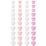 Prima - Say It In Crystals Collection - Self Adhesive Jewel Art - Bling - Crystals Hearts - Mix 3
