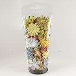 Prima - Essentials 11 Collection - Flower Embellishments - Londonerry
