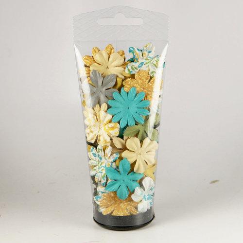 Prima - Essentials 11 Collection - Flower Embellishments - Alla Prima