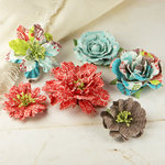 Prima - Jardinere Collection - Mulberry Flower Embellishments - North Country