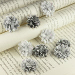 Prima - Gillian Collection - Flower Embellishments - Cinder
