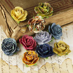 Prima - Coventry Rose Collection - Flower Embellishments - Londonerry