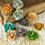 Prima - Coventry Rose Collection - Flower Embellishments - Alla Prima