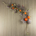 Prima - Trick or Treats Collection - Halloween - Vine Embellishments - Harvest Nightfall