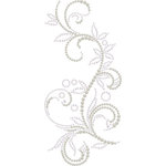 Prima - Say It In Crystals and Pearls Collection - Self Adhesive Jewel Art - Bling - Fairy Belle - Mix 1