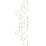 Prima - Say It In Crystals and Pearls Collection - Self Adhesive Jewel Art - Bling - Nature Garden - Mix 2