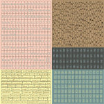 Prima - Fairy Belle Collection - Cardstock Stickers - Alphabet - Typeset
