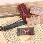 Prima - En Francais Collection - Wood Embellishments - Tickets