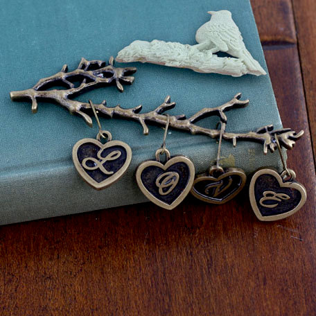 Prima - Trinkets - Metal Embellishments - Love