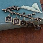 Prima - Trinkets - Metal Embellishments - Adore