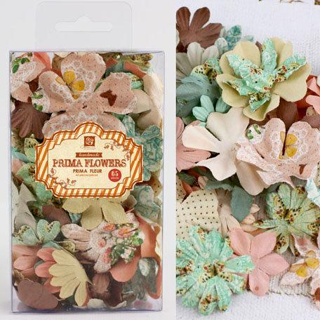 Prima - Essentials Petals Collection - Flower Embellishments - Fairy Belle