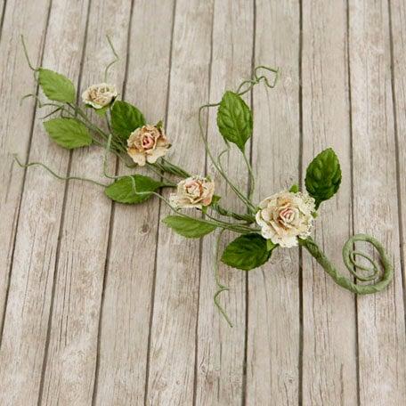 Prima - Pixie Vine Collection - Flower Embellishments - Songbird