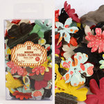 Prima - Essentials Petals Collection - Flower Embellishments - Doodle-Deux