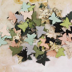 Prima - Flutter Bits Collection - Butterfly Embellishments - Nature Garden