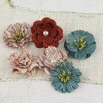 Prima - Vinetta Collection - Flower Embellishments - En Francais