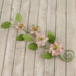 Prima - Button Vine Collection - Flower Embellishments - En Francais