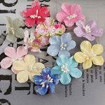 Prima - Lucerne Collection - Flower Embellishments - Meadow Lark