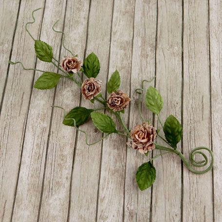Prima - Pixie Vine Collection - Flower Embellishments - Almanac