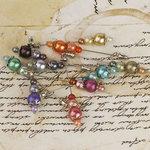 Prima - Petal Stick Pins - Pearls