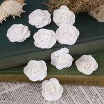 Prima - Tivona Collection - Flower Embellishments - Small - Rose