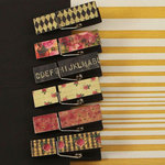 Prima - Romance Novel Collection - Canvas Covered Wood Clips