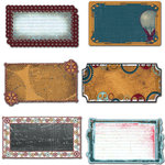 Prima - Craftsman Collection - Journaling Notecards Set