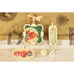 Prima - Rosarian Collection - Trinkets - Metal Embellishments