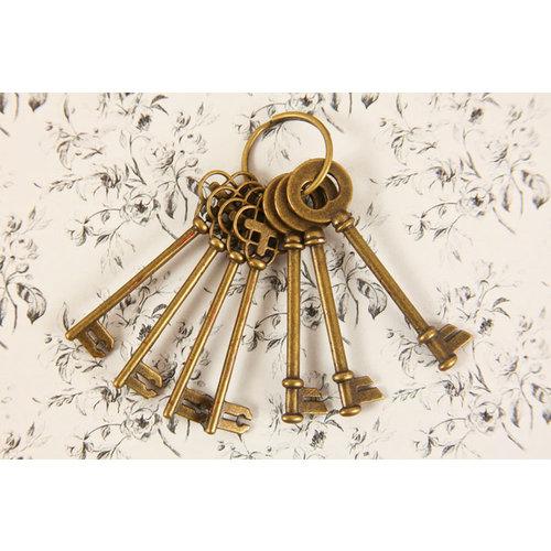 Prima - Metal Embellishments - Keys - Style 2