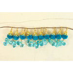 Prima - Rosarian Collection - Bauble Trinkets - Velvet Embellishments