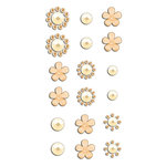 Prima - Say It In Crystals Collection - Self Adhesive Jewels - Bling - Assortment 14