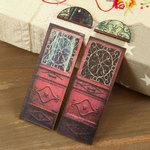 Prima - Wood Embellishments - Doors - Set 3