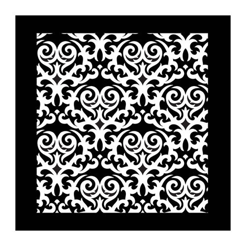 Prima - Stencils Mask Set - 7 x 7 - Pattern