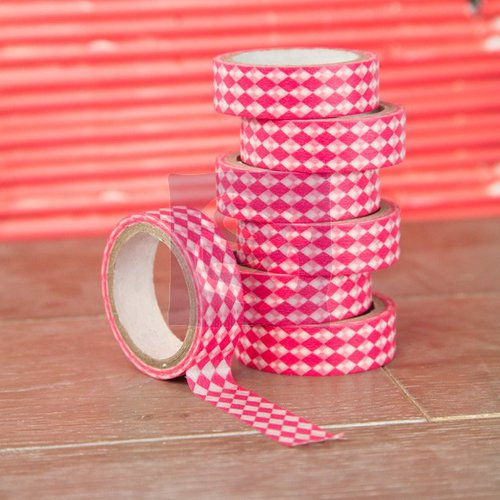 Prima - Zephyr Collection - Washi Tape
