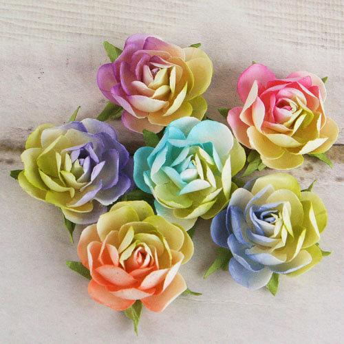 Prima - Overture Collection - Flower Embellishments - Joplin