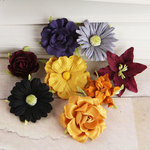 Prima - Soubrette Collection - Flower Embellishments - Fall