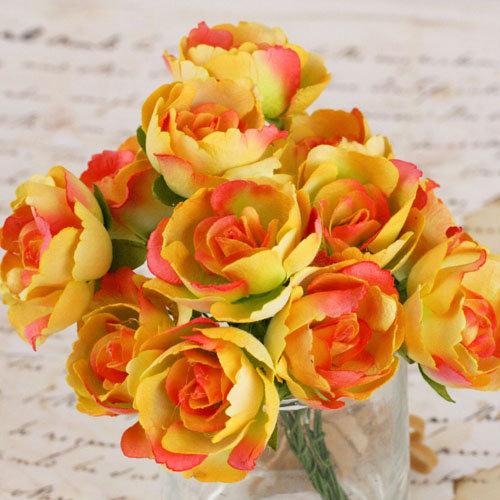 Prima - Soprano Collection - Flower Embellishments - Yellow