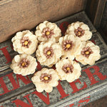 Prima - Fabric Flower Embellishments - Donna