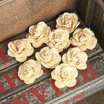 Prima - Paper Flower Embellishments - Juliette